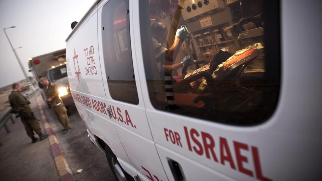 Nepokoje na hranicích s Izraelem