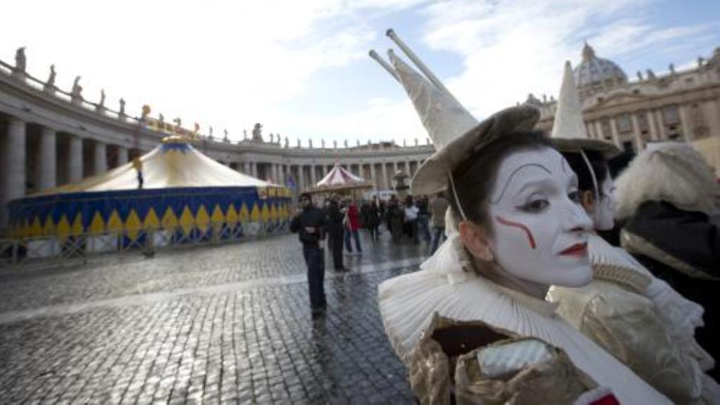 Cirkus ve Vatikánu