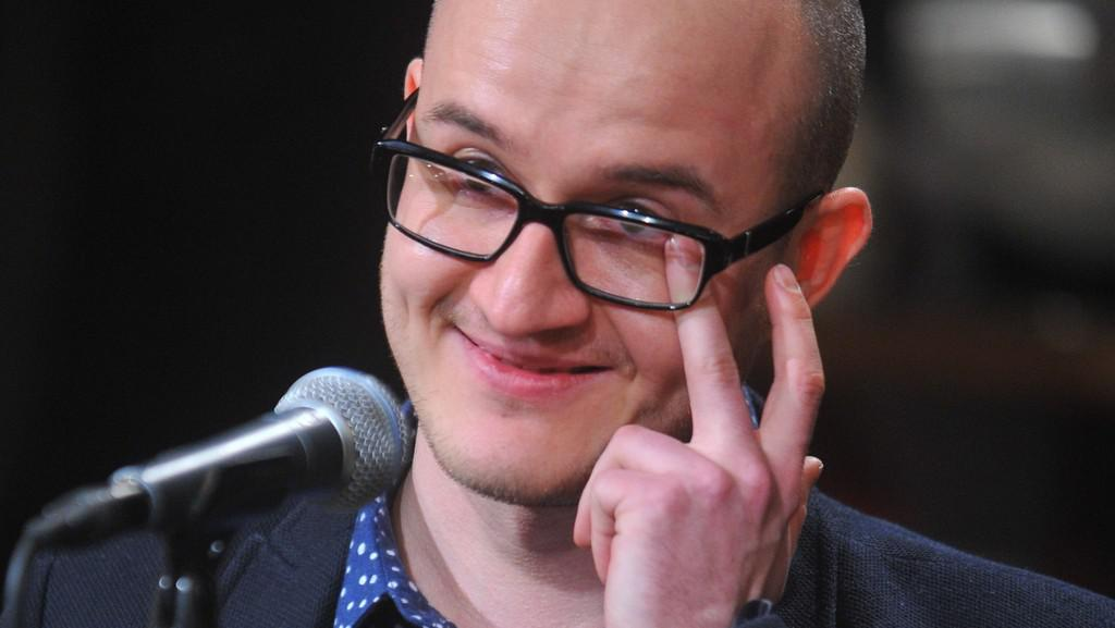 Cena Jindřicha Chalupeckého 2012: laureát Vladimír Houdek