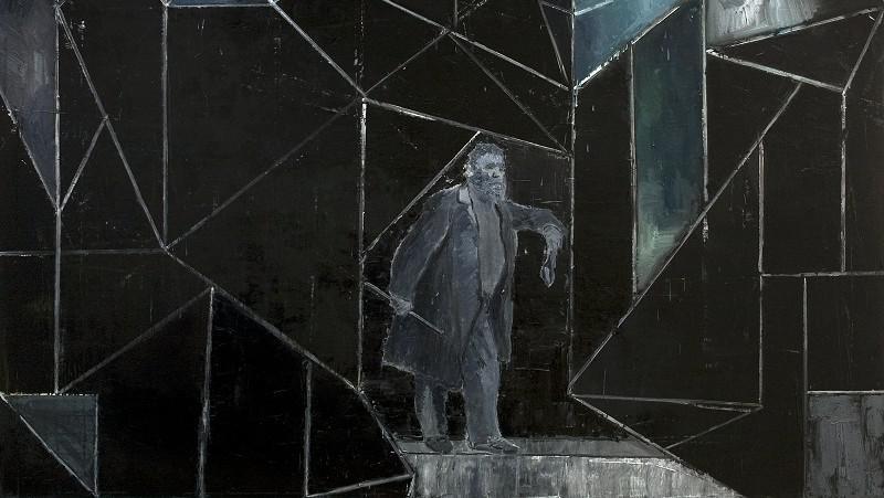 Vladimír Houdek / Fyzik (Melancholie V, 2010)