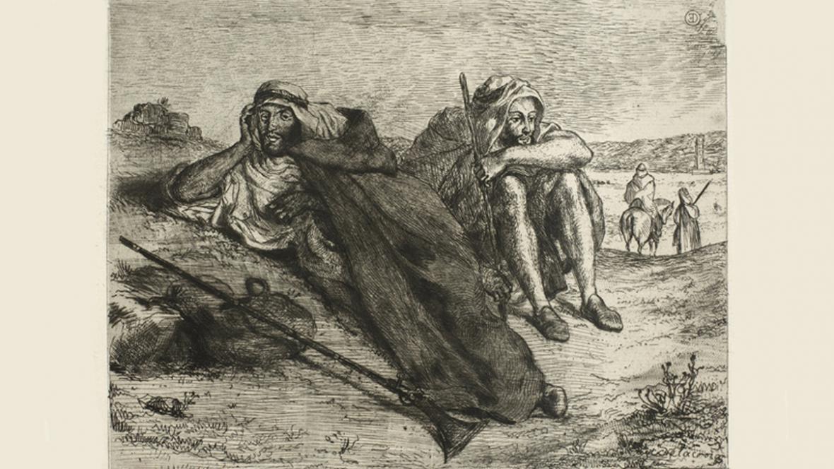 Arabové z Oranu