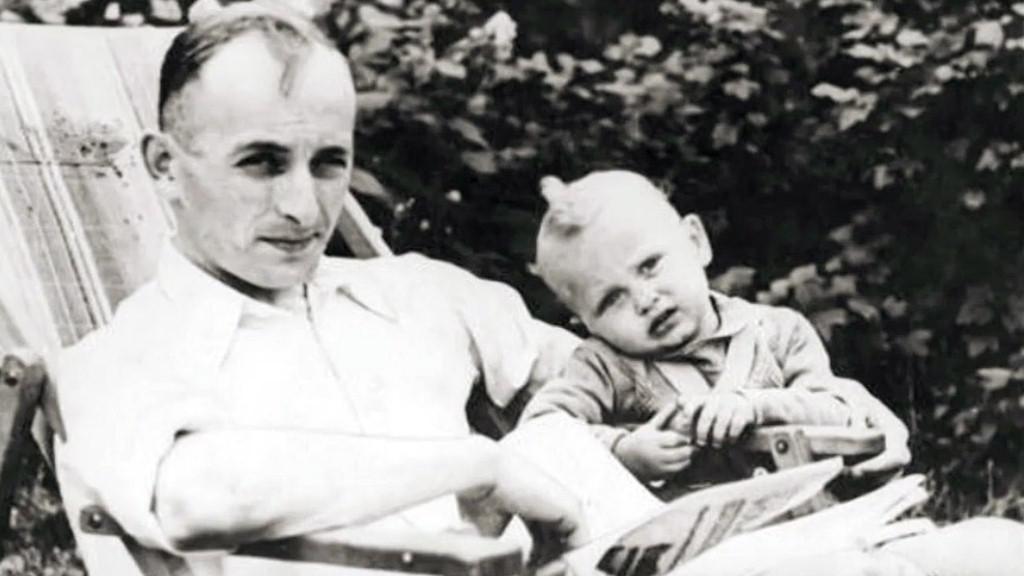 Adolf Eichmann se synem