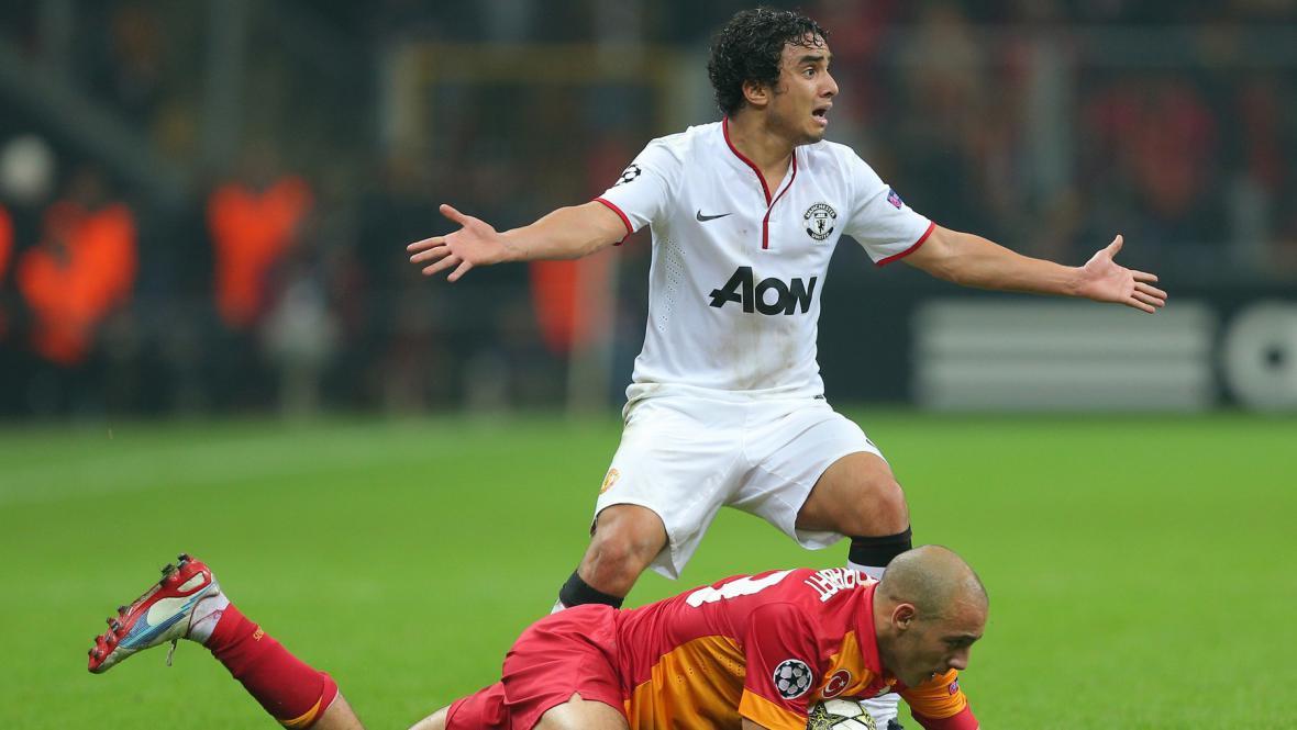 Utkání Galatasaray - Manchester United