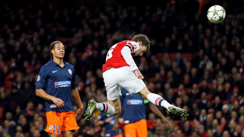 Arsenal - Montpellier