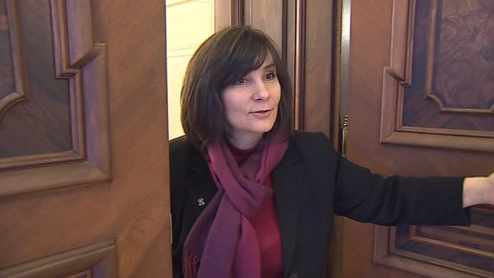 S odvolaným Kroupou jednala generální ředitelka Naděžda Goryczková