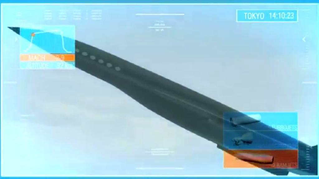 Studie nadzvukového dopravního letadla