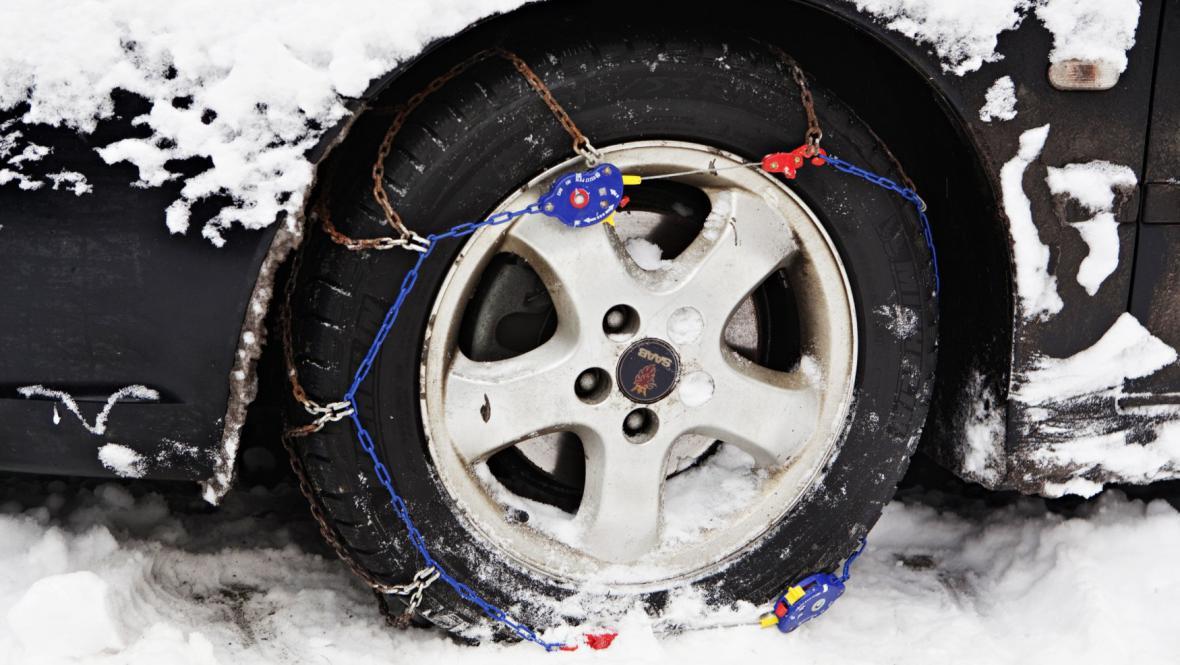 Sněhový řetěz