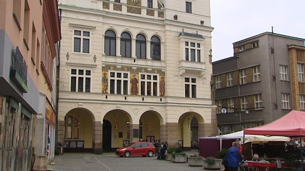 Radnice v Náchodě