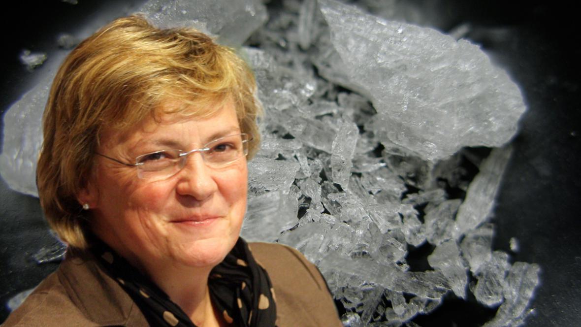 Monika Hohlmeierová se pustila do boje proti záplavě českého pervitinu