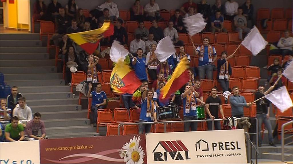 Futsaloví fanoušci