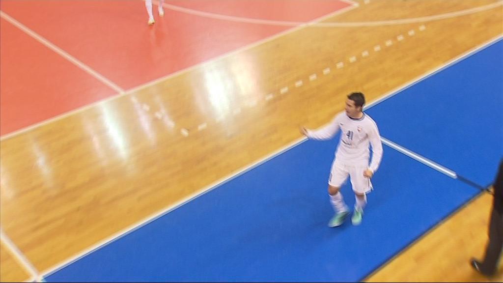 V zápase zářili hlavně hráči první čtyřky, ve které hrají hned tři čeští reprezentanti