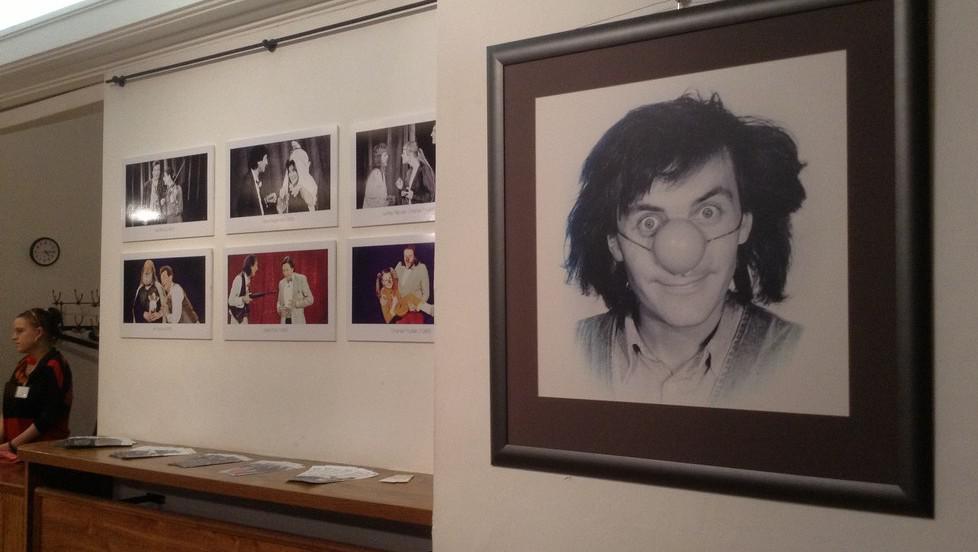 Výstava fotografií Jefa Kratochvila k výročí Manéže