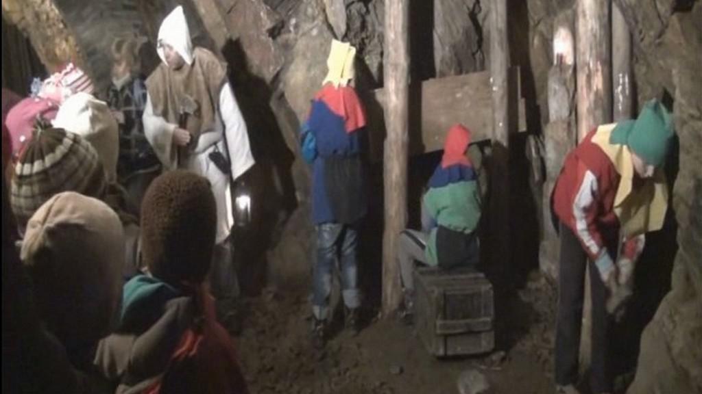 Důlní skřítci permoníci
