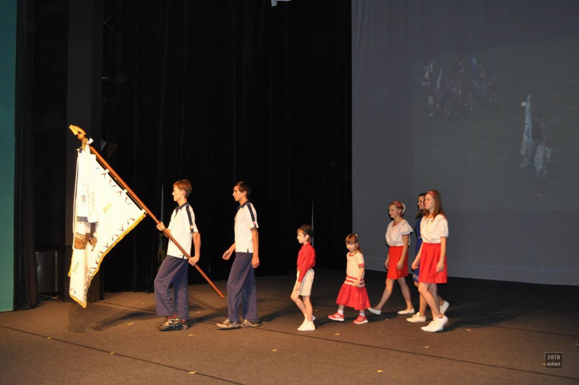 Sokolská akademie v Lounech