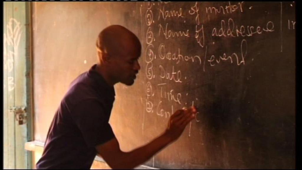 Církev pro děti v Tanzánii