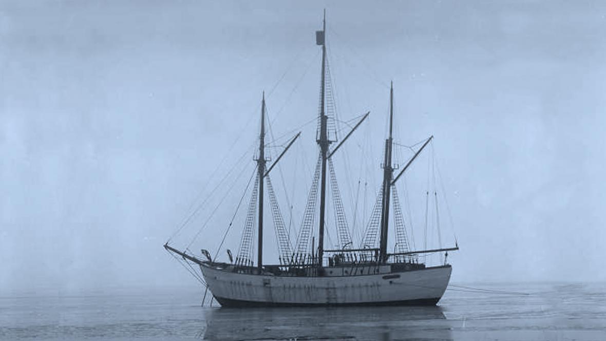 Amundsenova loď Maud
