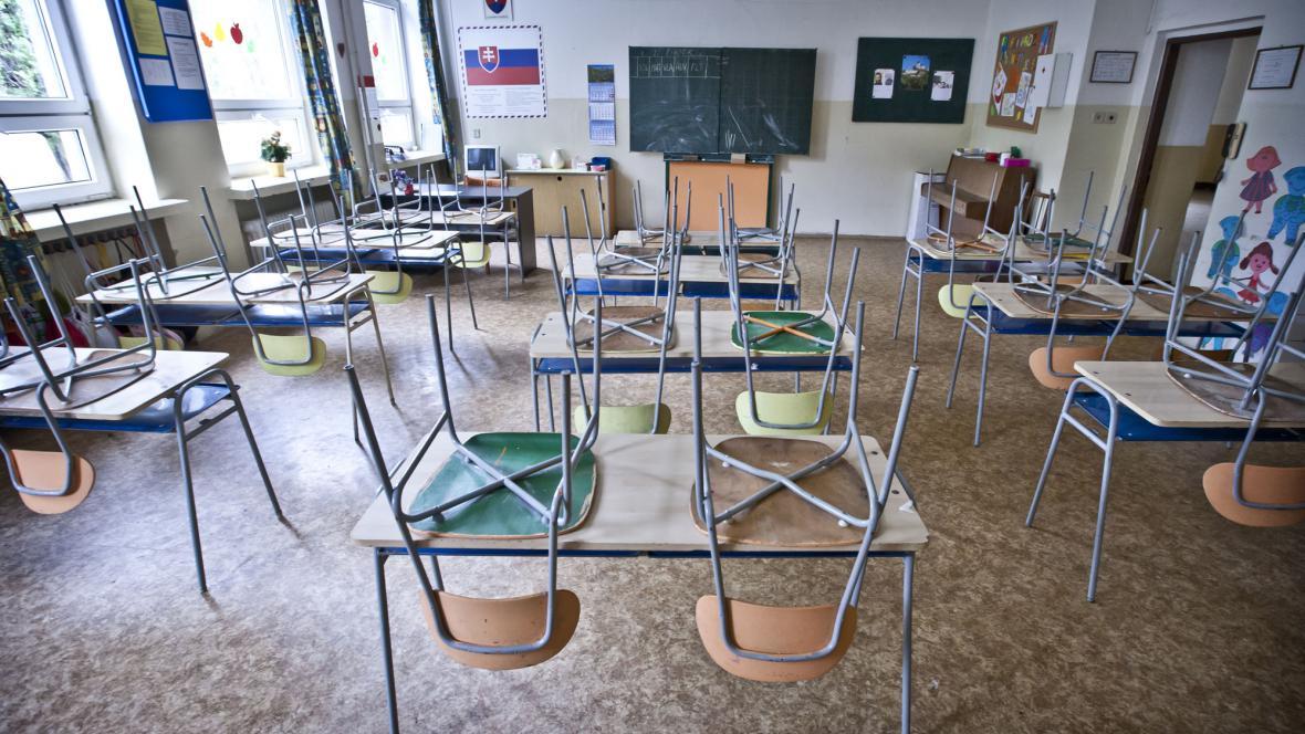 Na slovenských školách se dnes neučí