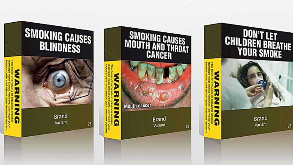 Austrálie zahájí prodej cigaret v jednotných krabičkách