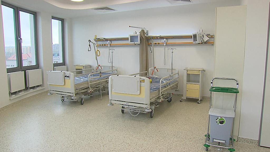 Nová interna mladoboleslavské nemocnice