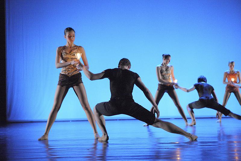 Balet Praha Junior / Pozdravy z Mirabell