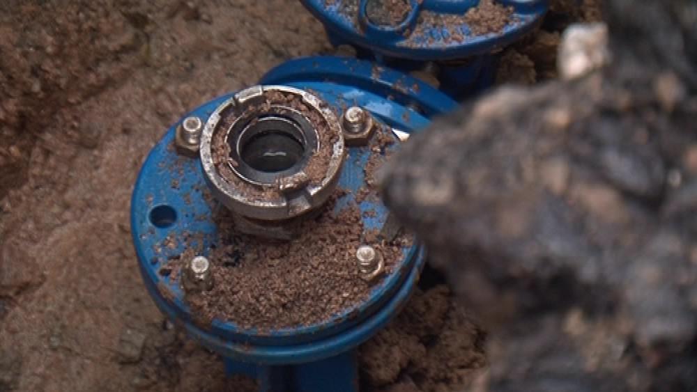 V Lomnici dokončují nový vodovod