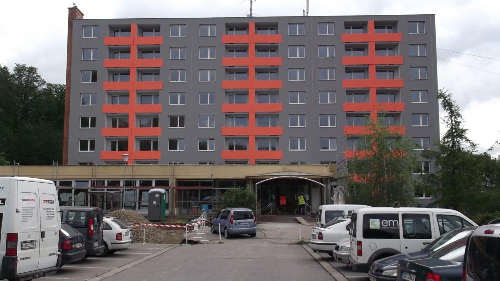 V domě ve Stamicově ulici bude 44 startovacích bytů