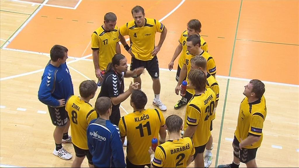 Hráči KP Brno