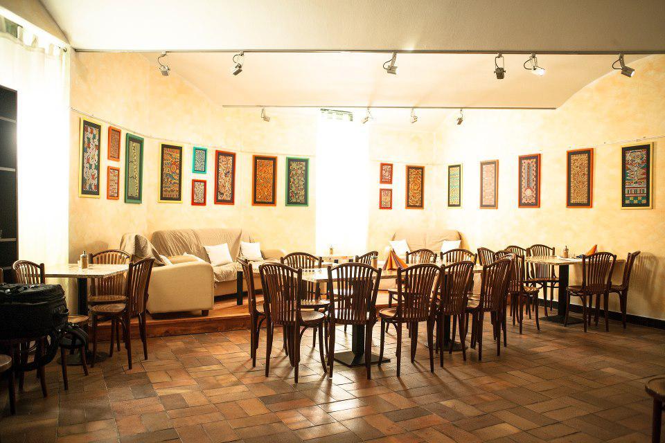 Café Bar Mezi světy