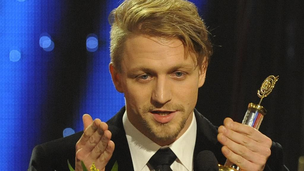 V kategorii Zpěvák roku zvítězil Tomáš Klus