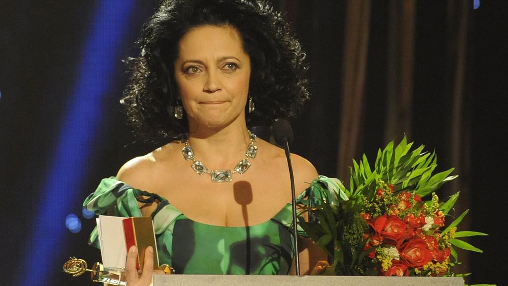 V kategorii Zpěvačka roku zvítězila Lucie Bílá