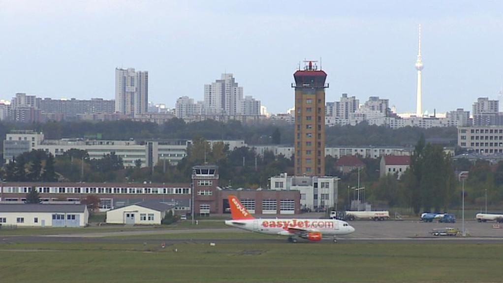 Berlínské letiště