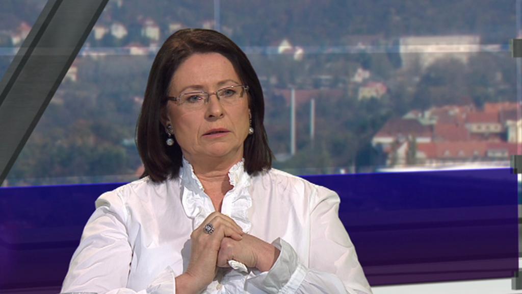 Miroslava Němcová (ODS)