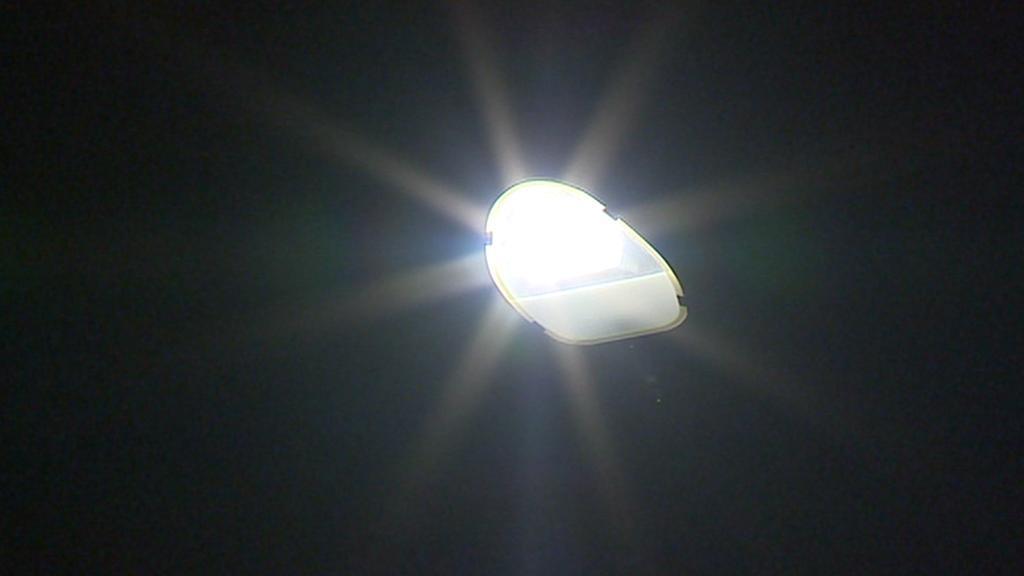 Lampa s LED diodou