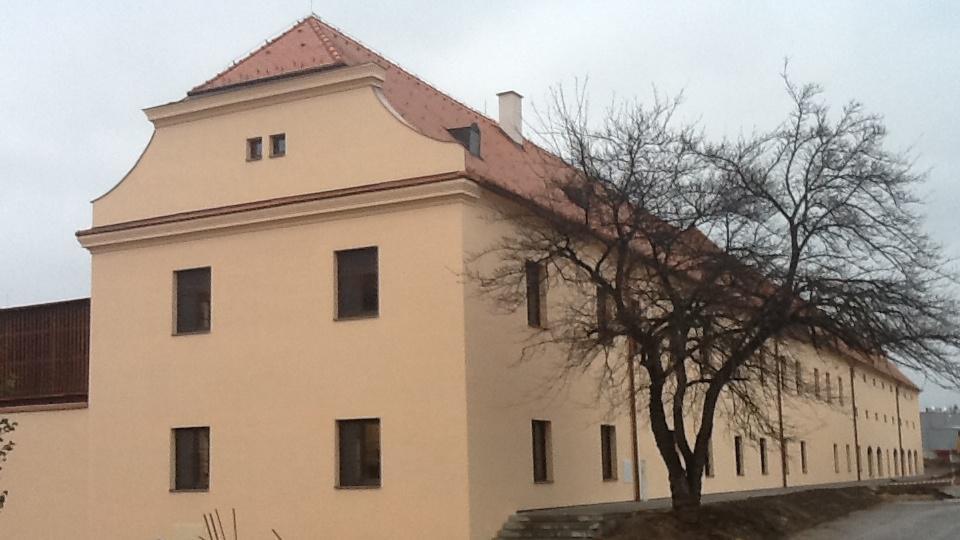 Opravený Panský dvůr se otevře 2. prosince