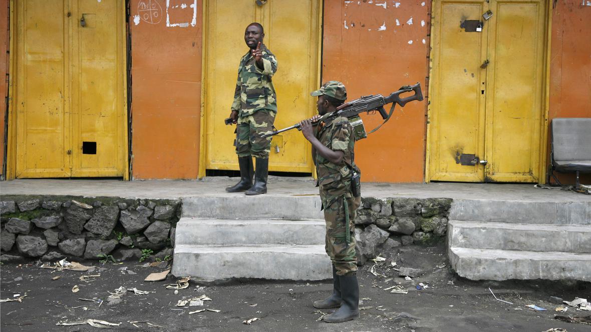 Konžští povstalci