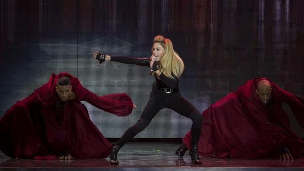 Madonna MDNA tour 2012