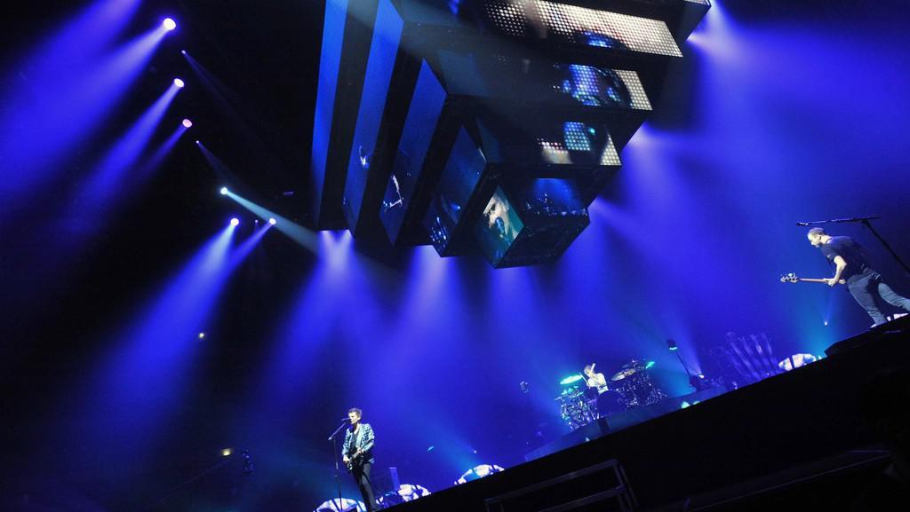 Muse v Praze