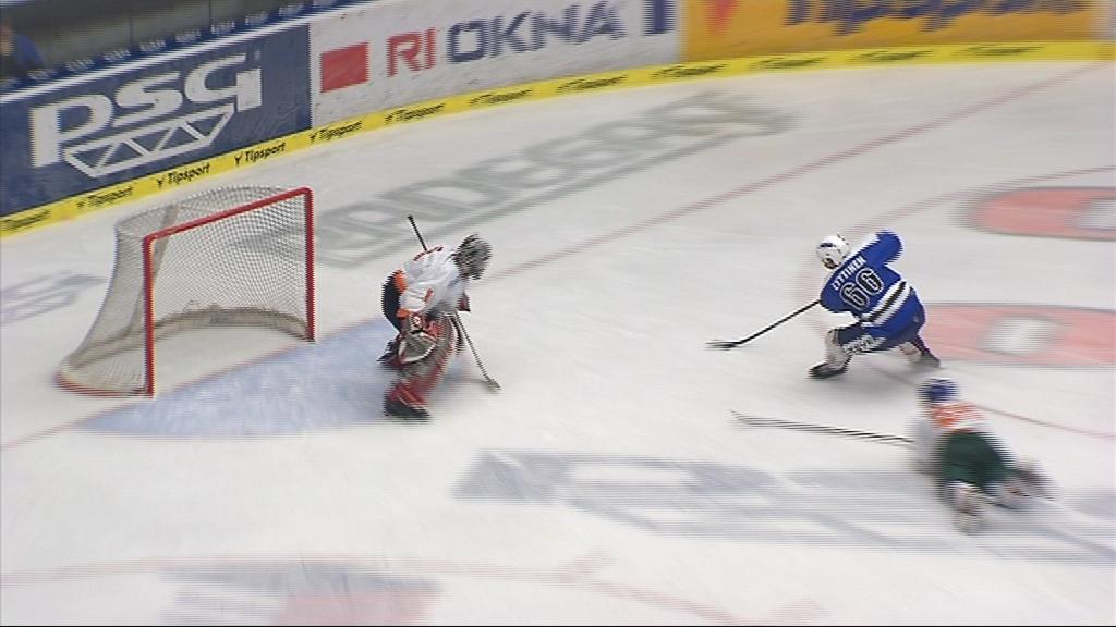 Finský tým porazil UTB 7:4