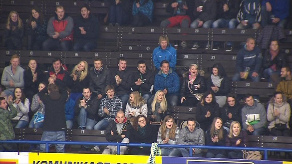 Hokejové zápasy univerzit mají v ČR tradici