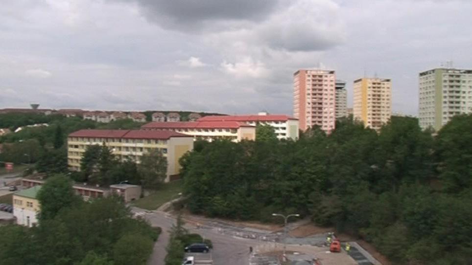 Startovací byty jsou v městské část Brno-Kohoutovice