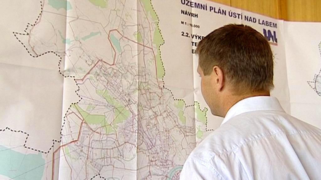 Ústecký územní plán