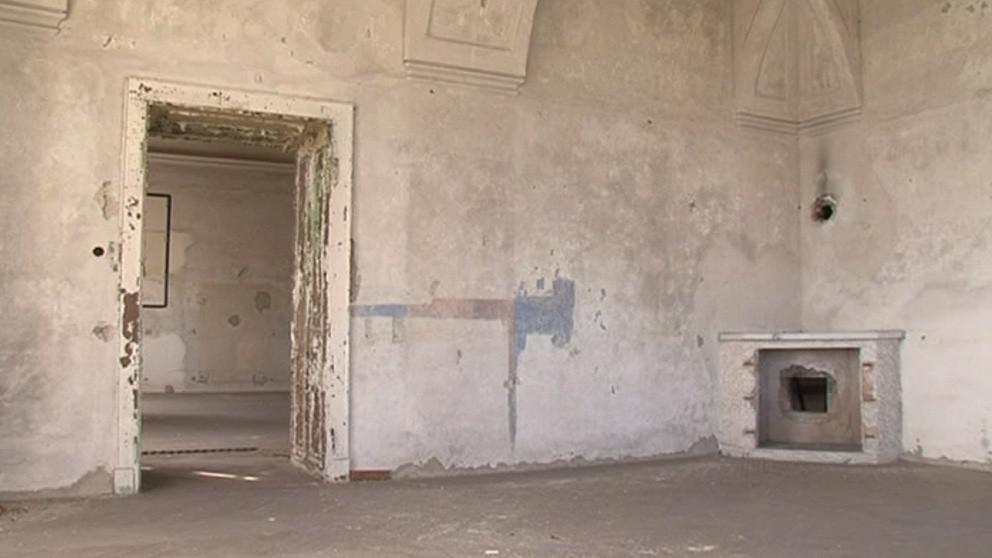 Město zatím opravuje jen část kláštera