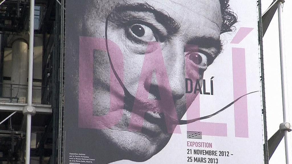 Výstava děl Salvadora Dalího