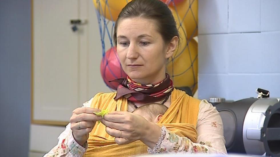 V česku trpí cystickou fibrózou zhruba 600 lidí