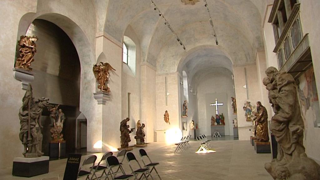 Muzeum barokních soch