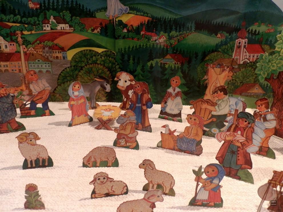 Výstava betlémů v Lounech