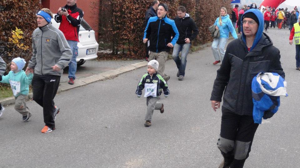 V Jehnicích se utkali i nejmenší závodníci
