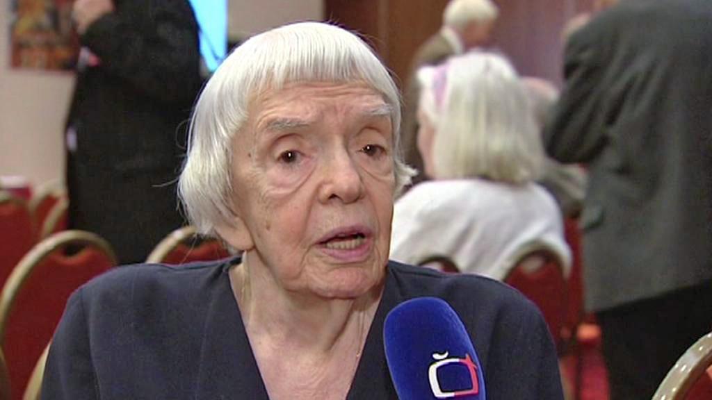 Ljudmila Alexejevová