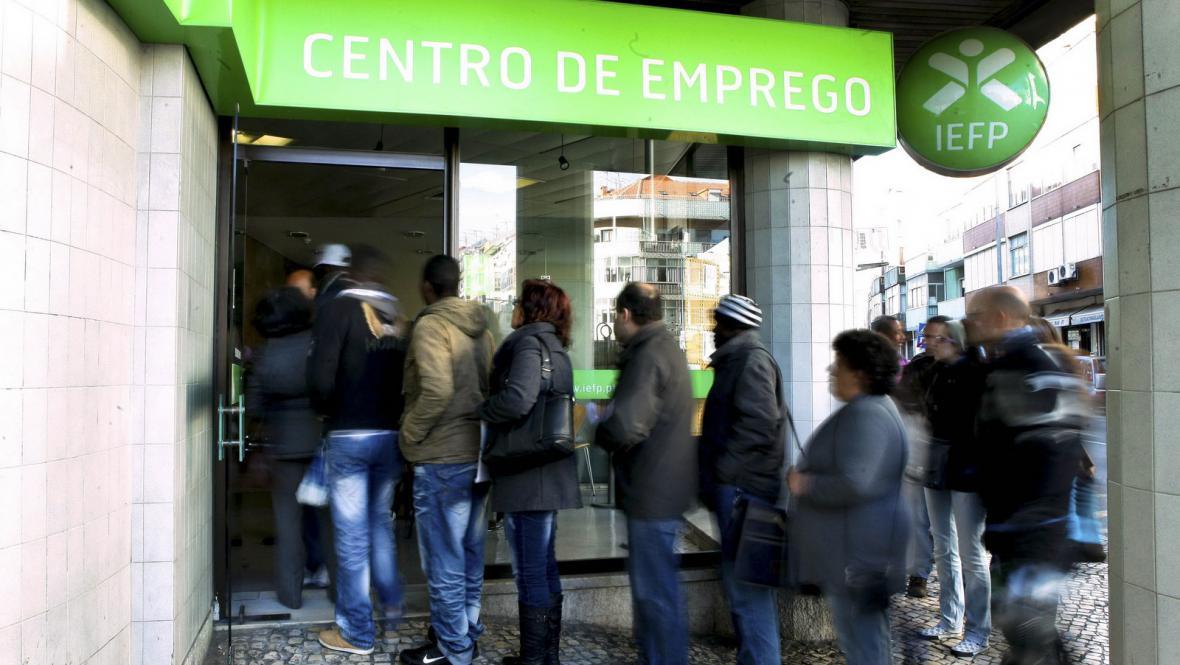 Portugalská nezaměstnanost