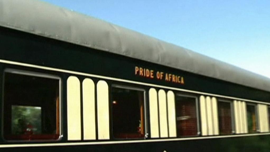 Pýcha železnice v JAR